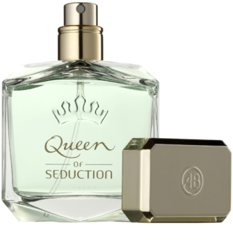 Antonio Banderas Queen of Seduction Eau de Toilette voor Vrouwen  80 ml