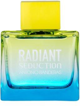 Antonio Banderas Radiant Seduction Blue woda toaletowa dla mężczyzn 100 ml