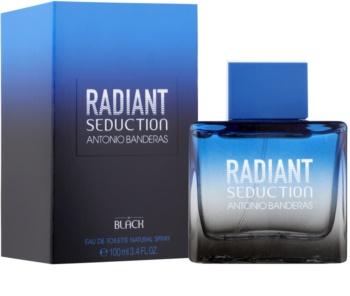 Antonio Banderas Radiant Seduction Black тоалетна вода за мъже 100 мл.