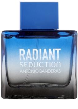 Antonio Banderas Radiant Seduction Black eau de toilette férfiaknak 100 ml