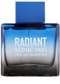 Antonio Banderas Radiant Seduction Black Eau de Toilette voor Mannen 100 ml