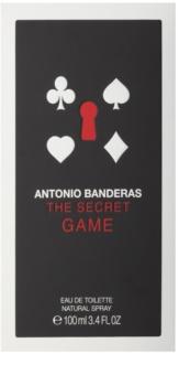 Antonio Banderas The Secret Game тоалетна вода за мъже 100 мл.