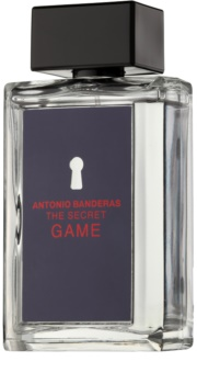 Antonio Banderas The Secret Game eau de toilette per uomo 100 ml