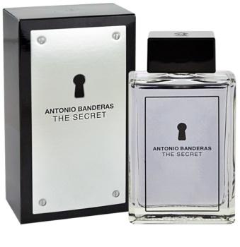 Antonio Banderas The Secret eau de toilette per uomo 100 ml