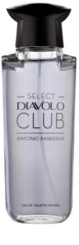 Antonio Banderas Select Diavolo Club Eau de Toilette for Men 100 ml