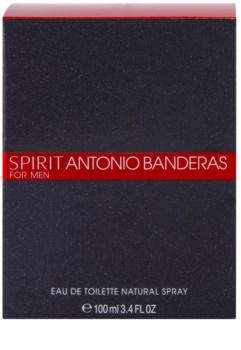 Antonio Banderas Spirit eau de toilette pentru bărbați 100 ml