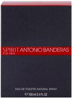 Antonio Banderas Spirit for Men Eau de Toilette für Herren 100 ml