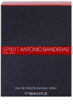 Antonio Banderas Spirit toaletna voda za muškarce 100 ml