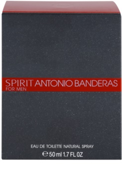 Antonio Banderas Spirit for Men eau de toilette férfiaknak 50 ml