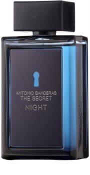 Antonio Banderas The Secret Night eau de toilette pour homme 100 ml