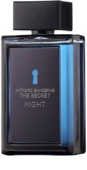 Antonio Banderas The Secret Night eau de toilette pour homme