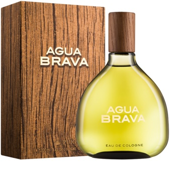 Antonio Puig Agua Brava Eau de Cologne for Men 200 ml