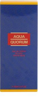 Antonio Puig Aqua Quorum woda toaletowa dla mężczyzn 100 ml