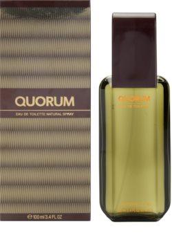 Antonio Puig Quorum eau de toilette férfiaknak 100 ml