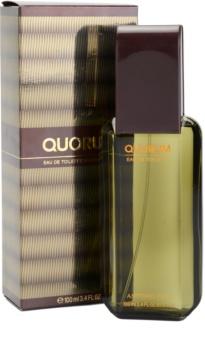 Antonio Puig Quorum Eau de Toilette für Herren 100 ml