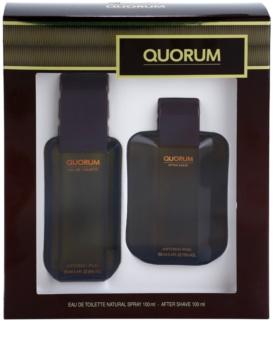 Antonio Puig Quorum Gift Set I. for Men