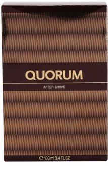 Antonio Puig Quorum voda po holení pre mužov 100 ml