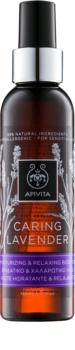 Apivita Caring Lavender hydratačný relaxačný olej na telo