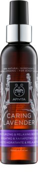 Apivita Caring Lavender Moisturizing & Relaxing Body Oil