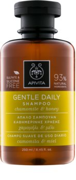 Apivita Holistic Hair Care Chamomile & Honey Shampoo voor Iedere Dag
