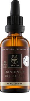 Apivita Holistic Hair Care Celery & Propolis Öl gegen Schuppen