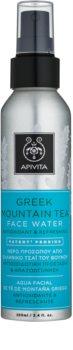 Apivita Express Beauty Greek Mountain Tea Gezichtswater in Spray