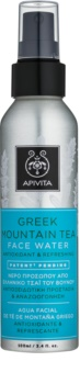 Apivita Express Beauty Greek Mountain Tea lozione viso in spray