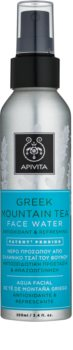 Apivita Express Beauty Greek Mountain Tea pleťová voda v spreji