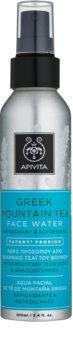 Apivita Express Beauty Greek Mountain Tea pleťová voda ve spreji