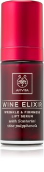 Apivita Wine Elixir Santorini Vine Anti-Wrinkle Serum with Firming Effect