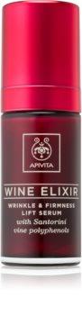 Apivita Wine Elixir Santorini Vine protivráskové sérum se zpevňujícím účinkem