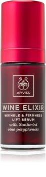 Apivita Wine Elixir Santorini Vine ránctalanító szérum feszesítő hatással