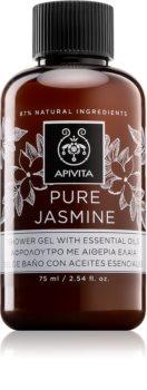Apivita Pure Jasmine gel de dus cu uleiuri esentiale