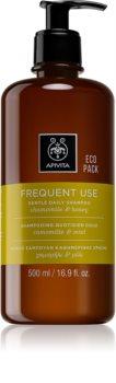 Apivita Chamomile & Honey delikatny szampon do codziennego użytku