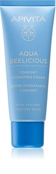 Apivita Aqua Beelicious crema idratante ricca