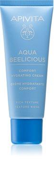 Apivita Aqua Beelicious Rich Hydrating Cream