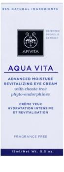 Apivita Aqua Vita krema za intenzivnu hidrataciju i revitalizaciju za područje oko očiju