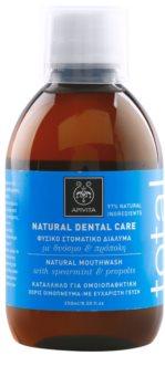 Apivita Natural Dental Care Total bain de bouche