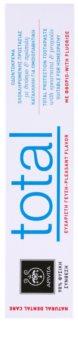 Apivita Natural Dental Care Total pasta para proteção completa de dentes