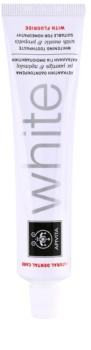 Apivita Natural Dental Care White λευκαντική οδοντόκρεμα