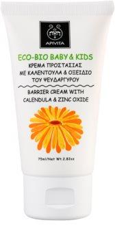 Apivita Eco-Bio Baby & Kids Kalmerende Babycrème tegen Luier Uitslag