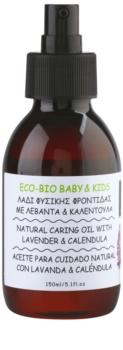 Apivita Eco-Bio Baby & Kids hidratáló és nyugtató olaj gyermekeknek