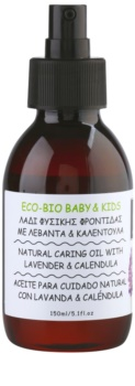 Apivita Eco-Bio Baby & Kids Natural Caring Oil with Lavender and Calendula
