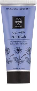 Apivita Herbal Arnica gel para contusiones, heridas e hinchazones