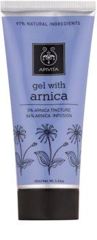 Apivita Herbal Arnica Gel para contusões, feridas e inchaços