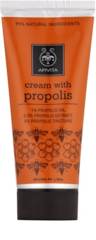 Apivita Herbal Propolis creme regenerador   para tratamento local