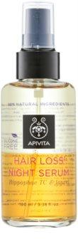 Apivita Hair Loss sérum de nuit  anti-chute