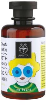 Apivita Kids Chamomile & Honey nyugtató sampon gyermekeknek