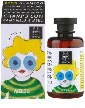Apivita Kids Chamomile & Honey umirujući šampon za djecu