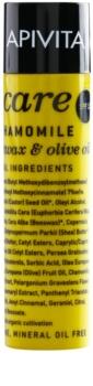 Apivita Lip Care Chamomile schützendes Lippenbalsam LSF 15